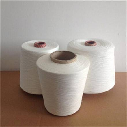 16s/1 21s/ 32s/1 Polyester Spun Yarn For Knitting Socks From China