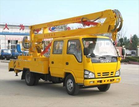 ISUZU High-altitude Operation Truck