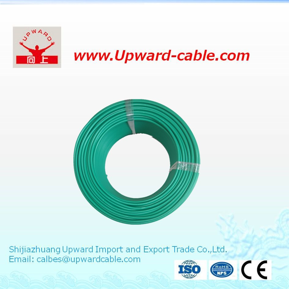 Red Copper Electrical Wire for Building