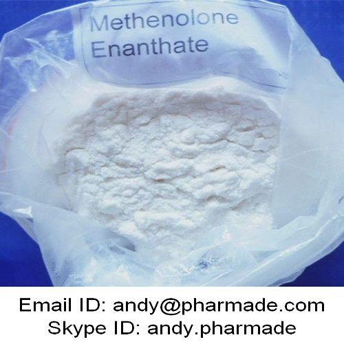 USP30 Methenolone Enanthate Primobolan Enanthate Primobolan Depot Powder Bodybuilding