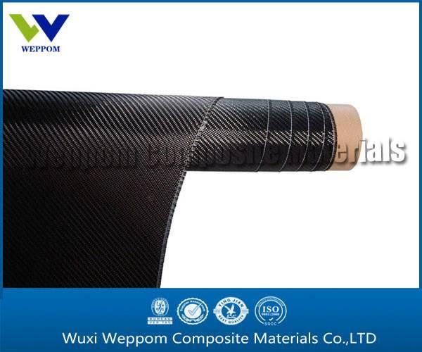 Cheap Price Carbon Fiber Fabric 1K 3K 6K 12K