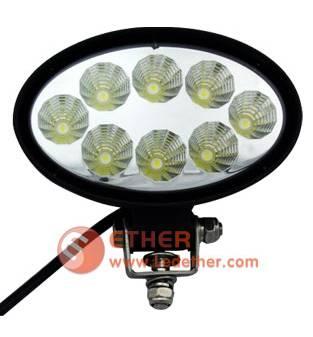 24W LED work lamps (ET-24W-OS / ET-24W-HL)