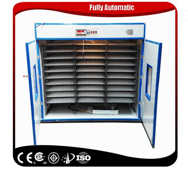 Technical Support Poultry Automatic Egg Incubator Ce Marked Duck Egg Incubator