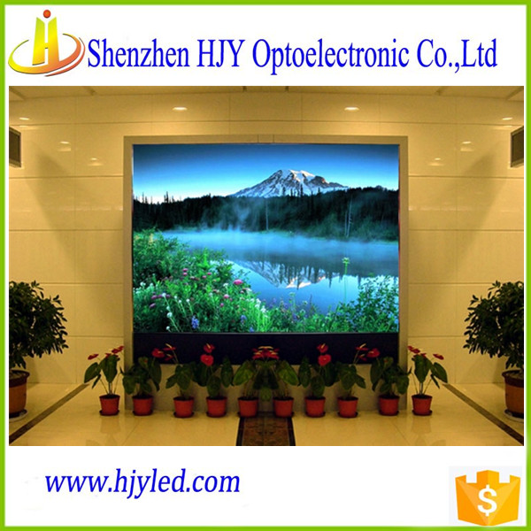 P5 high brightness full color indoor led video wall display