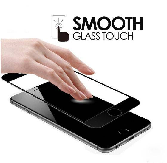 Mobile Phone Use 3D hot curved tempered glass screen protector for iphone 7