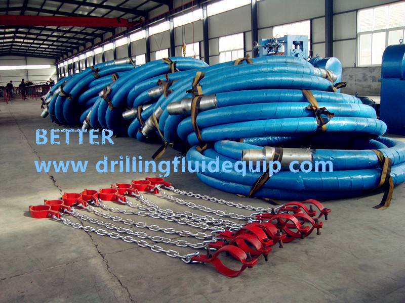 Oilfield Hoses Drilling Hose Mud Hoses