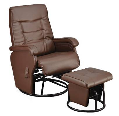 BH-8196-1 Gliding Rocking Recliner Chair, Home Furniture, House Furniture