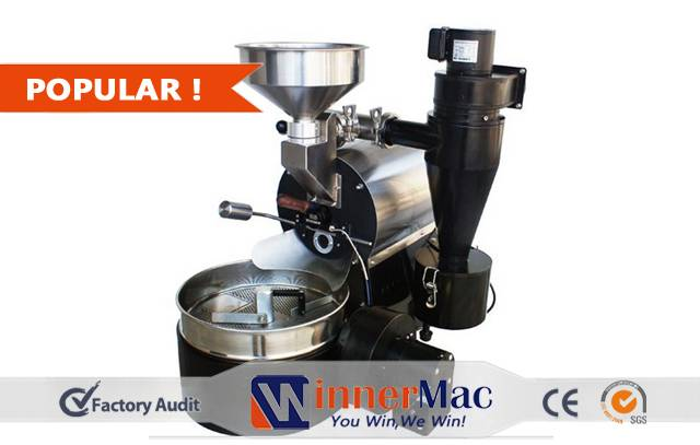 gas coffee roaster
