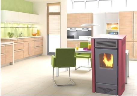 KJG-P01 Wood Fireplace