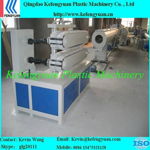 KFY PVC drain drainage sewage pipe tube extrusion machine