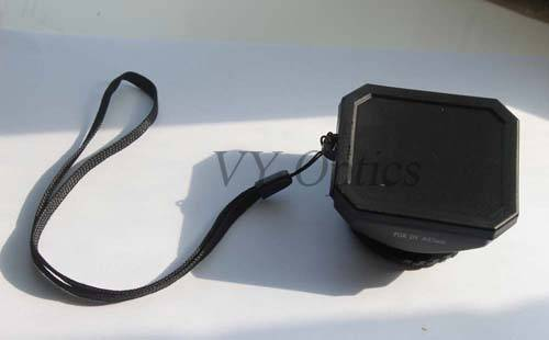 OEM optical Lens Hood/Lens Shade from China