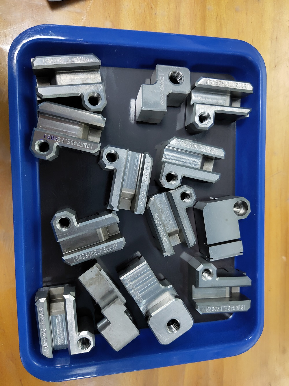 2020 Chinese plant of precision mould parts and mould components