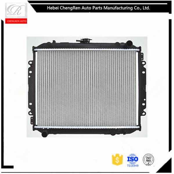 TS16949 Auto Radiator For Foton Series 483