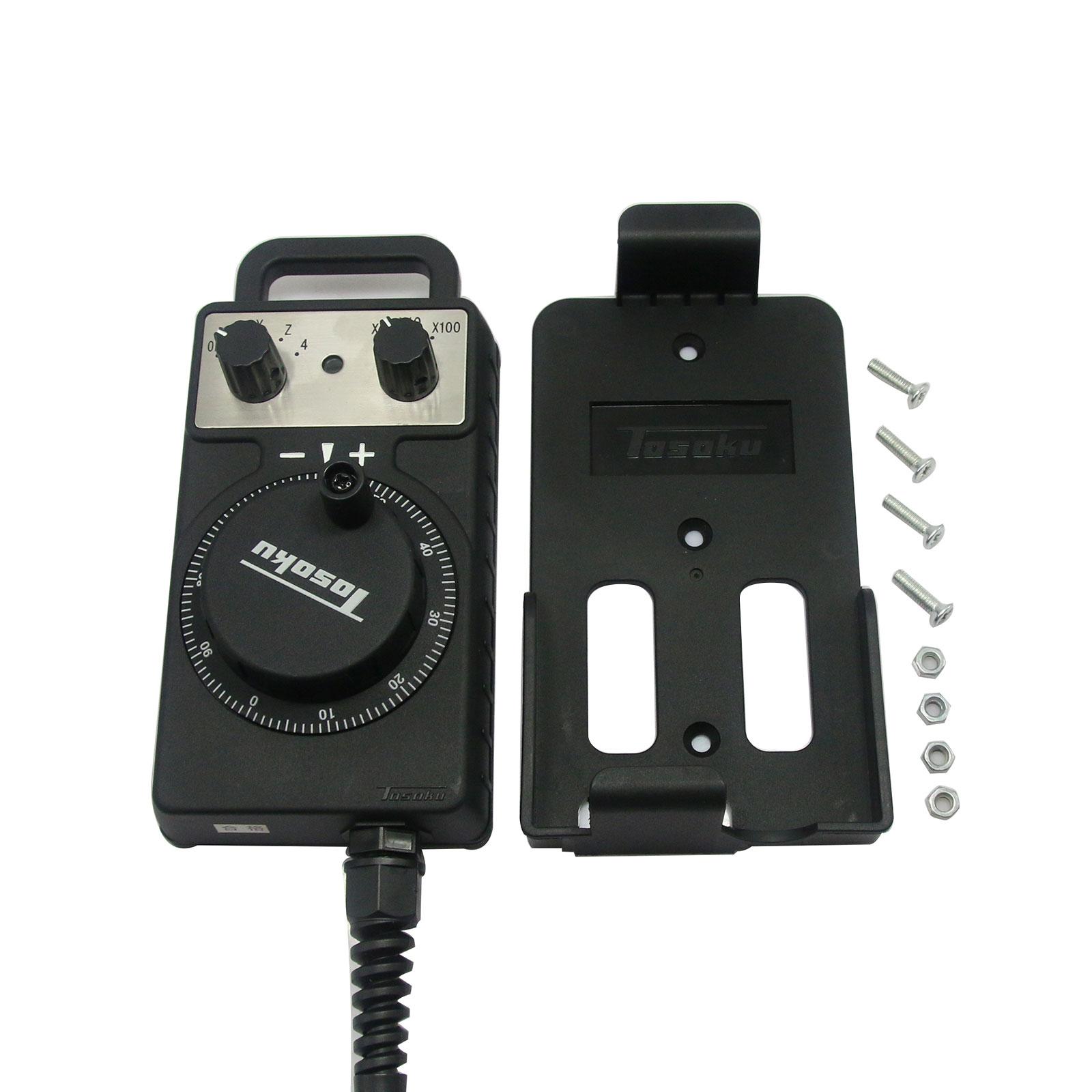TOSOKU HC1 Series HC115 CNC Handwheel Handle Manual Pulse Generator for FANUC