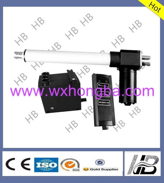 Electric linear actuator for chair/massager chair/office chair