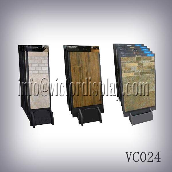 Stone Tiles Display stands