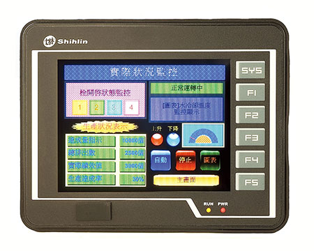 Shihlin Human Machine Interface