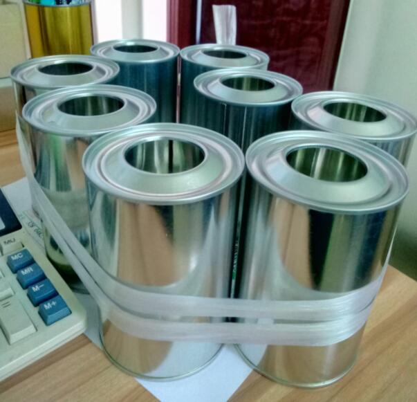85mm straight round aerosol can, for motor car care tin aerosol cans for sale