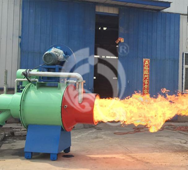 Biomass Wood Powder Burner, Biomass Burner