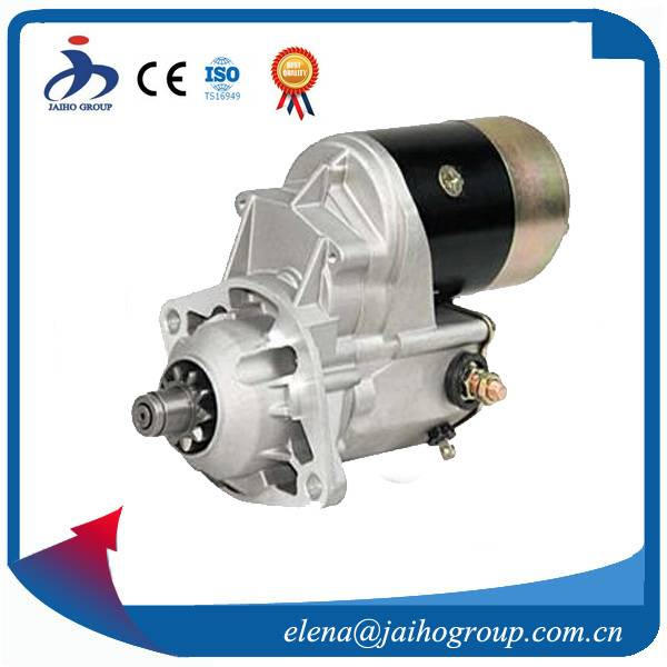 Starter Motor for ISUZU 10PC1 10PE1  24V 7.5kW 12T M009T60471  D5010508380