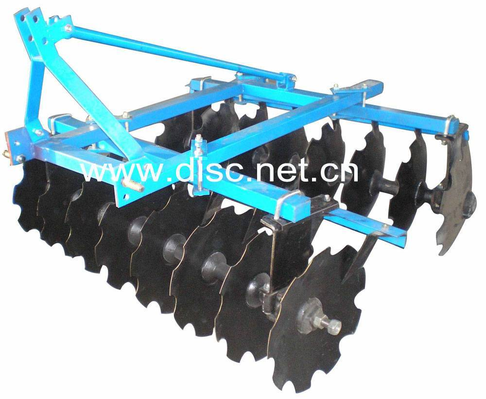 Light -duty Disc Harrow