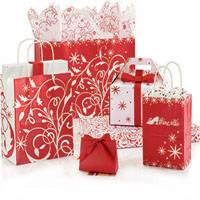 2014 Paper Gifts Bags Sets