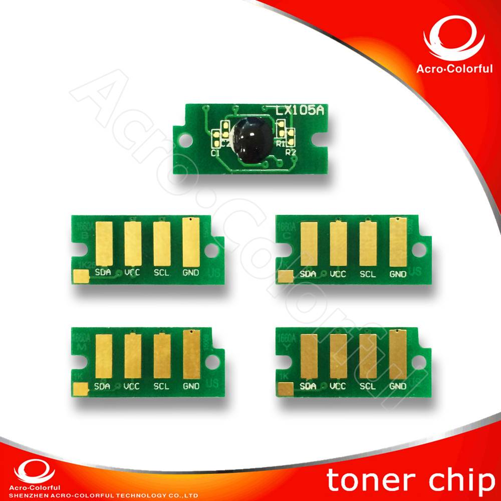 cartridge Chip for DELL C2660dn 2665dnf NA toner chip