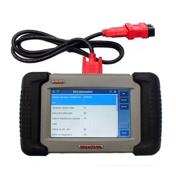 Autel MaxiDAS DS708 Original Free Upgrade Online