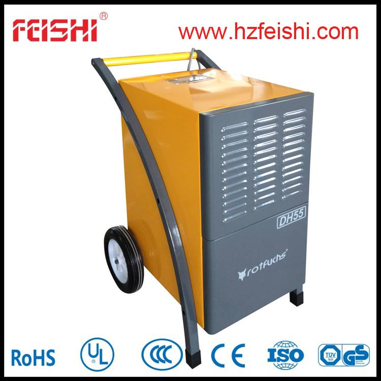 hand-push commercial dehumidifier