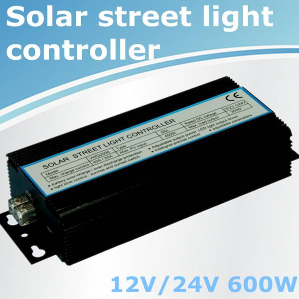 MPPT Solar Street Light System Charge Controller