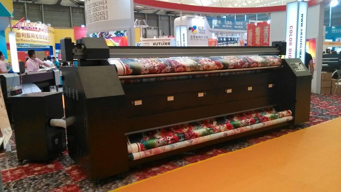shanghai large format digital fabric printer