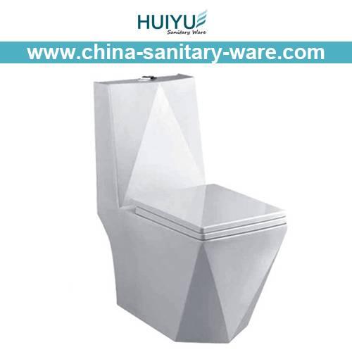 Ceramic One Pieces Toilet