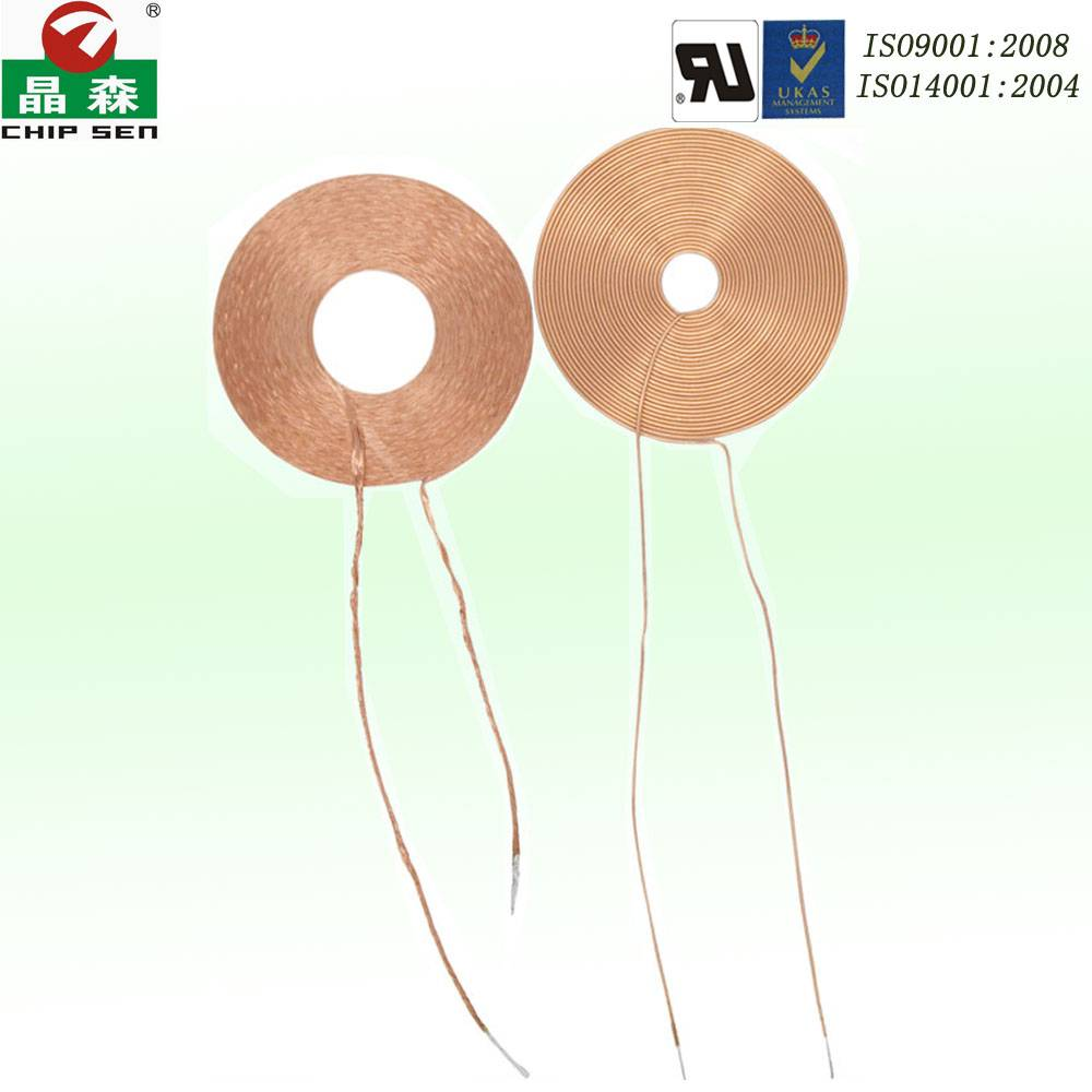Low Price Wireless Charger Coils In Various Dimensions And Types