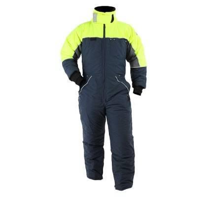 Hot sale Deep Freeze coverall,EN342 compliant