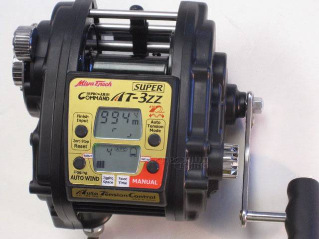 Miya Epoch AT-3ZZ Electric Fishing Reel