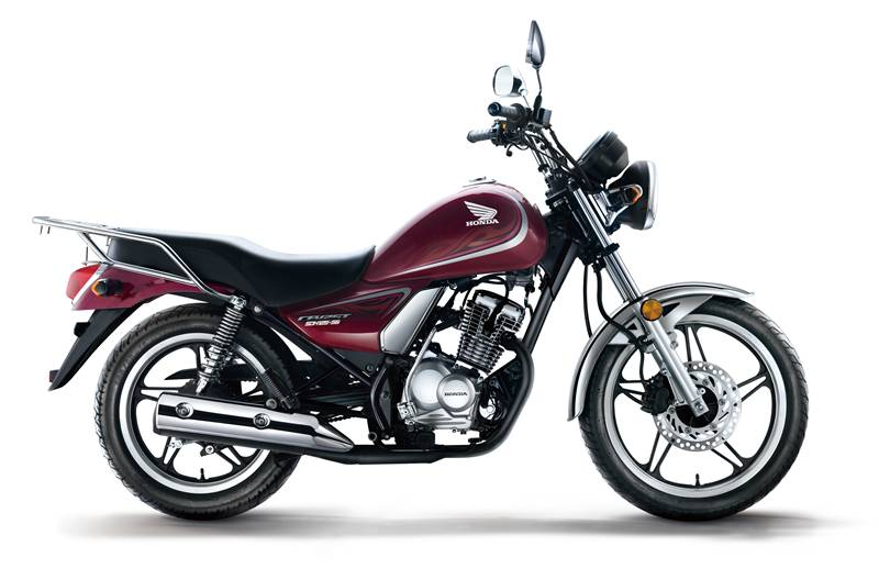 HONDA Motorcycle CB125T 125cc