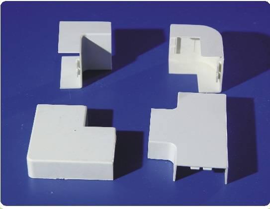 PVC trunking fittings