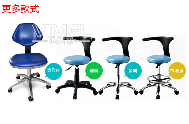 Best Price Dental Doctor Chair with Ce Dentist Stool