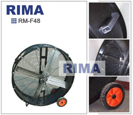 Large Industrial Electric  fan