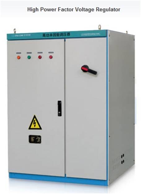 High Power Factor Voltage Regulator