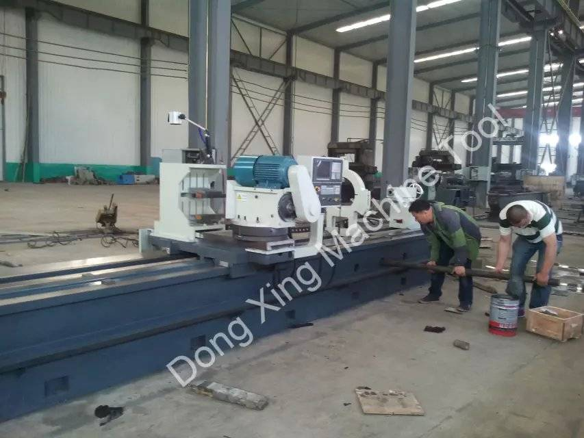 High Presicion CNC Spiral Rotor Special Machine Tool