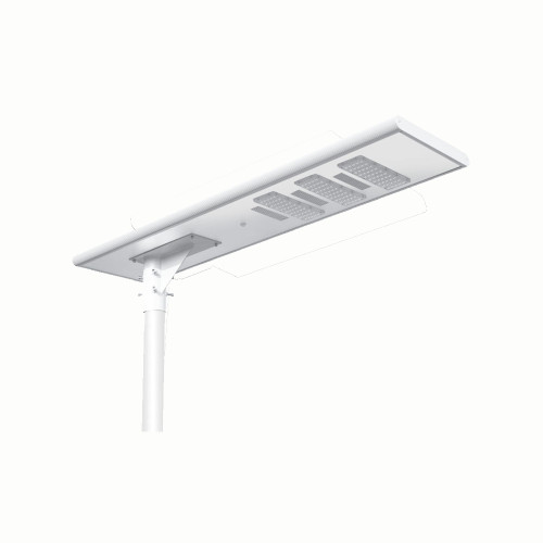 80W Integrated Solar Street Light