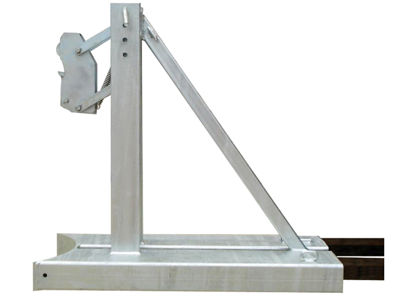 Drum Lifter DH Forklift Attachment