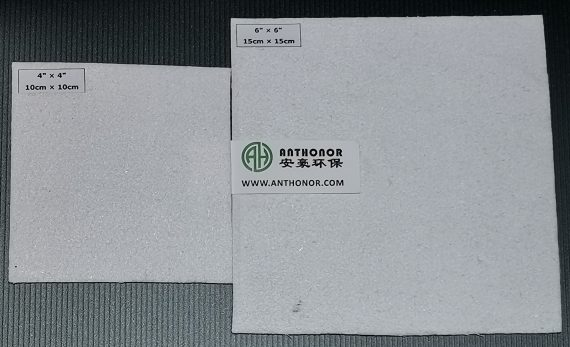 Medical grade Surgical precut 100% PTFE felt(750gsm-1000gsm) for the manufacture of catheter cuffs