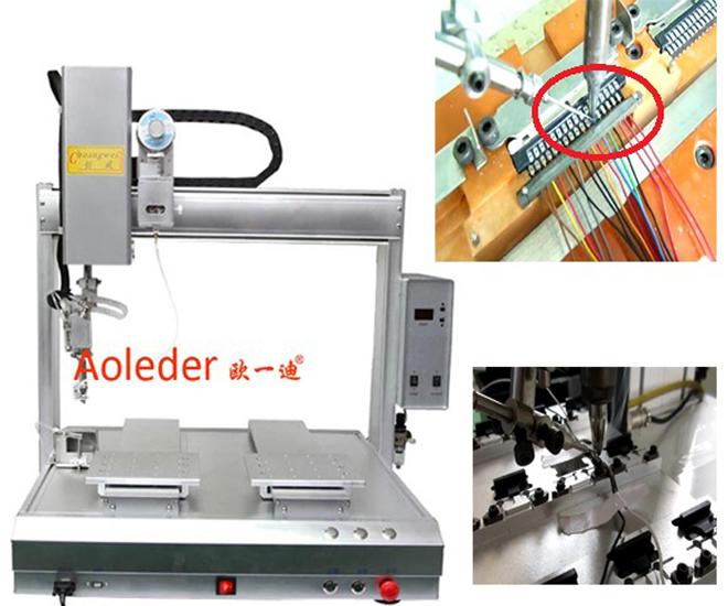 Micro PCB soldering machine
