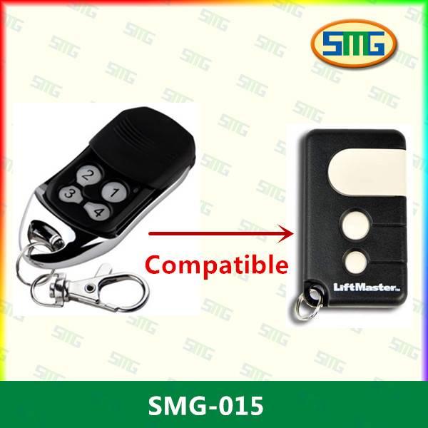SMG-015L After market liftmaster remote 4335E Liftmaster transmitter chamberlain openers