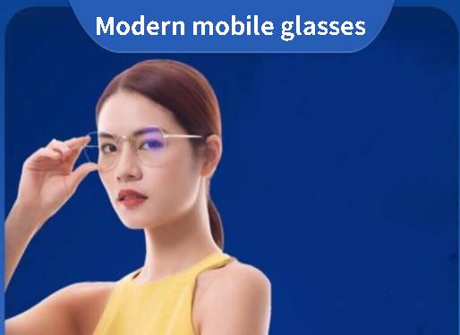 Mobile phone glasses modern M