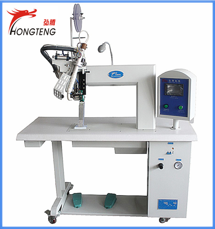 Waterproof Shoe Lining Hot Air Sealing Machine