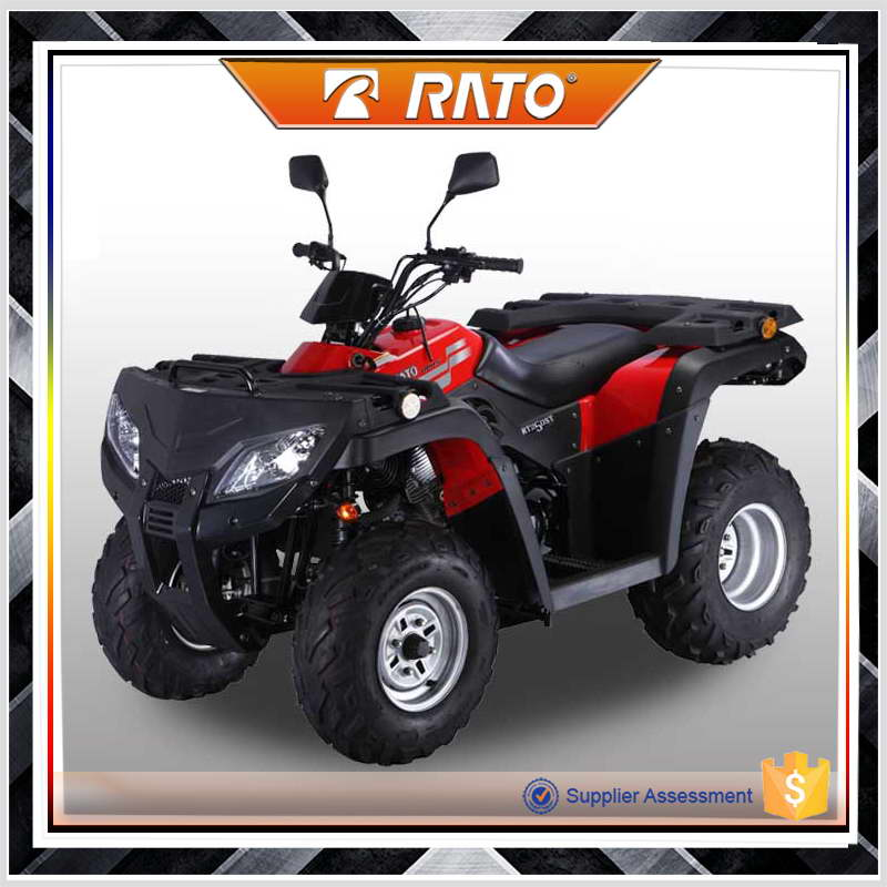 250cc shaft diven utility ATV quad for farm tourism