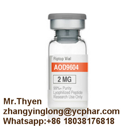 Increase in Muscle Mass Peptides AOD-9604 for Weight Loss